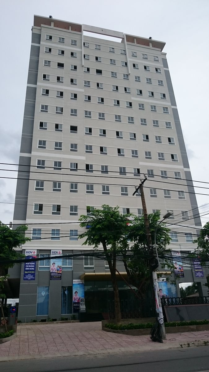 Tòa nhà SOUTH TOWER 194 BUILDING