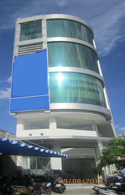 Tòa nhà BLUE OFFICE BUILDING
